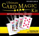 Ultimate Card Magic Kit