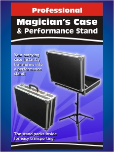 Carrying Case w/Stand
