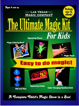 Ultimate Magic Kit for Kids