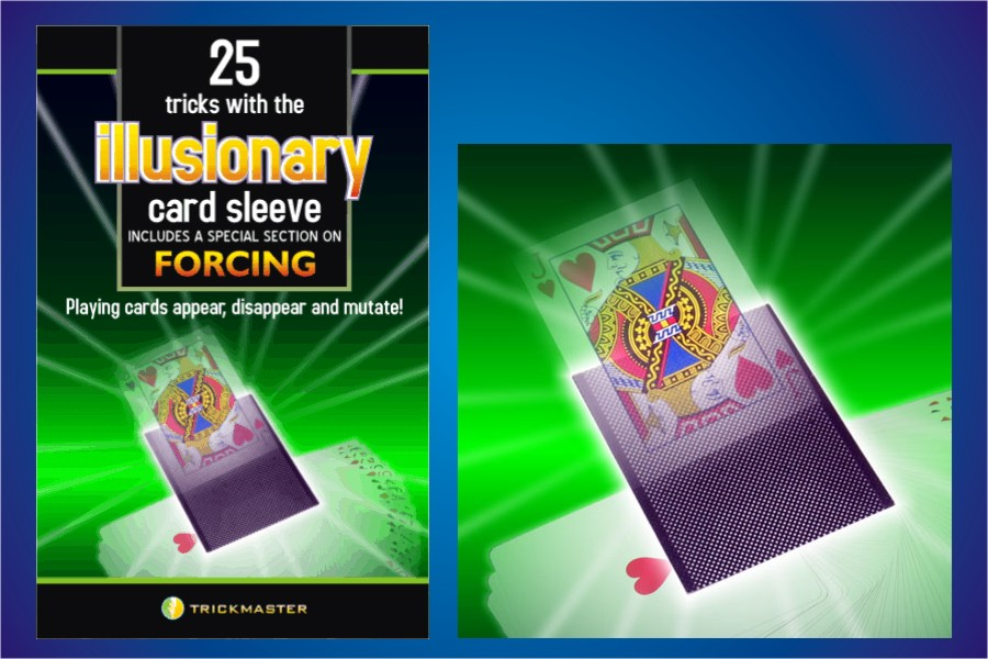 Illusionary Card Sleeve w/Book Kit