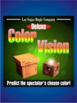 Color Vision - Deluxe, wood