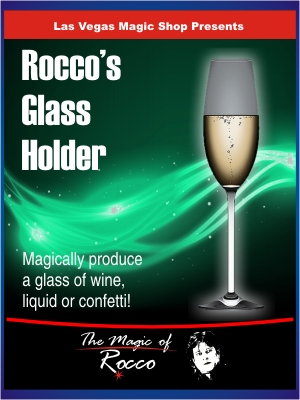 Rocco's Glass Holder - Click Image to Close